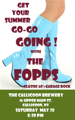 Callicoon Brewery (5/28/15)
